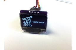 "0.96"" OLED i2c Display (3.3V - 5.0V)"