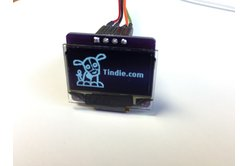 "0.96"" OLED i2c Display (3.3V only)"