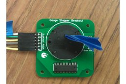 Gauge Stepper Breakout Board 3.3v and 5v Logic Compatible