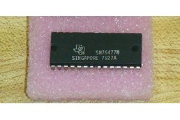 SN76477 Complex Sound Generator IC Chip - TESTED