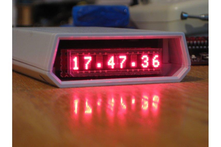 WiFiChron alarm clock kit
