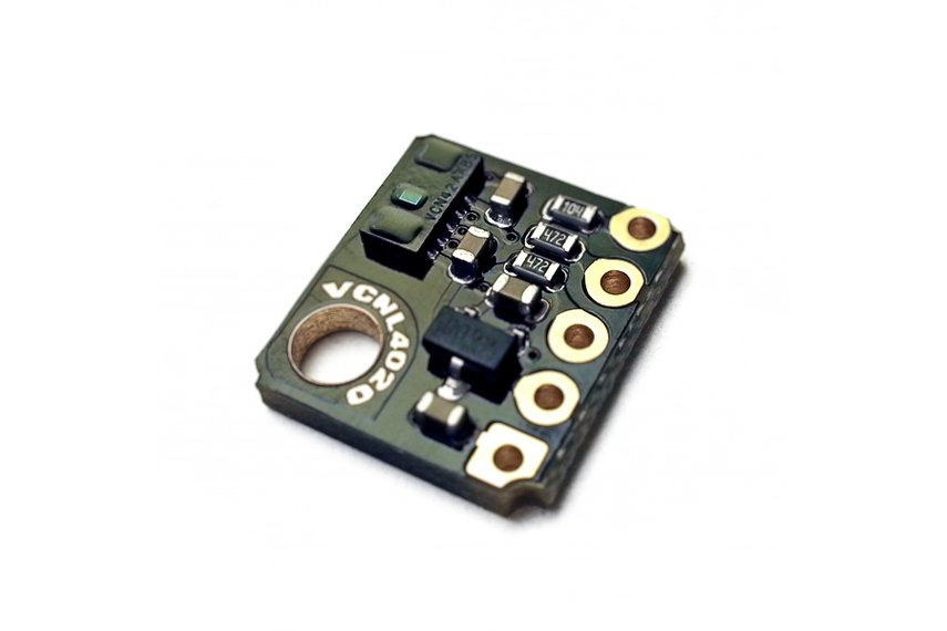 VCNL4020 Proximity and Ambient Light Module