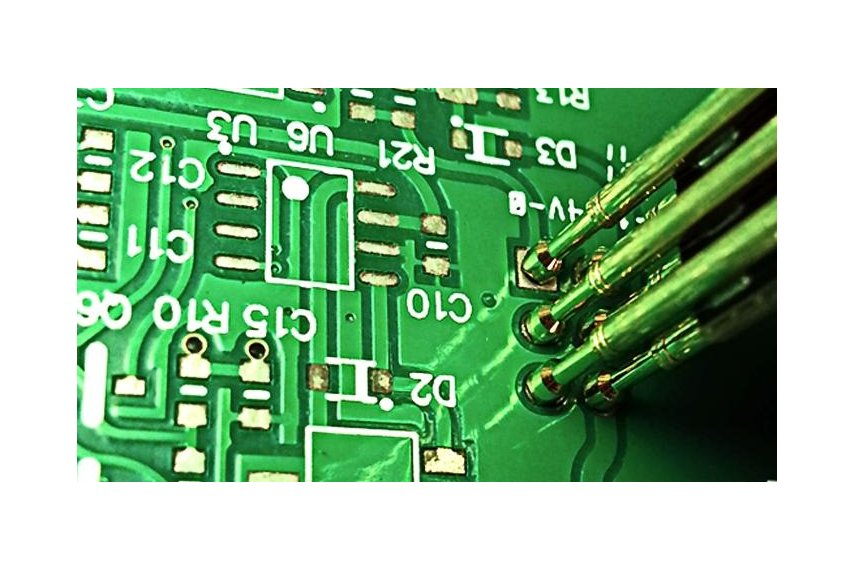 6-Pin Pin Header to test probe 6PADP01 (ISP Adapter)