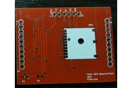 GPS Breakout/Boosterpack PCB