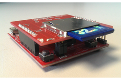 The CardReader- SDCard BoosterPack And Breakout Board