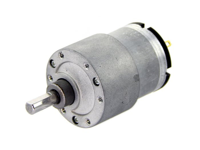 12v dc worm gear motor from alexchu on tindie