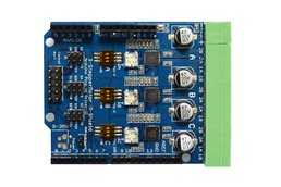 Stepper Motor Driver Arduino Shield V1.0 3xA4988