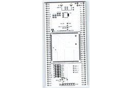 PIC32MZ2048EF PIM breakout board