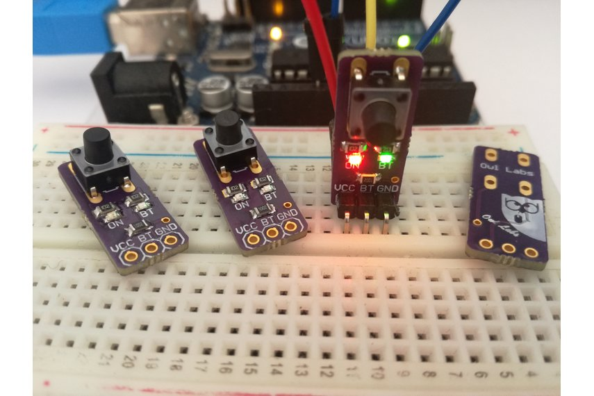 Simple Button Switch Module