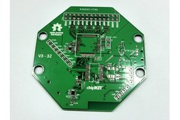 Bare PCB for OpenBCI 32bit Board Kit (8-channel)