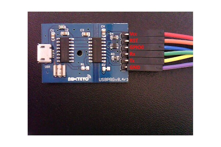 WIFI 8x MAINS Relays board for Home Automation