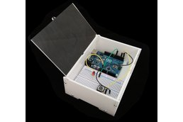 Arduino Uno prototyping enclosure kit