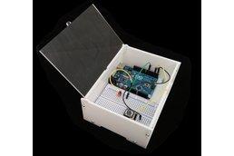 Arduino Uno prototyping enclosure kit