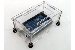 Acrylic Enclosure Kit for Arduino Mega