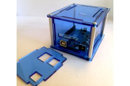 "Arduino Uno Project Enclosure ""Duo II"""