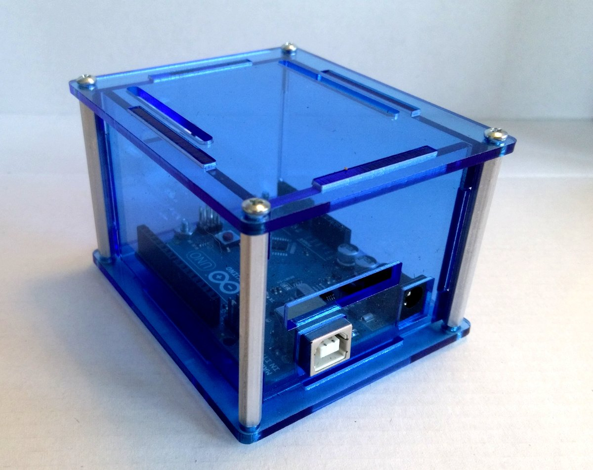 project enclosures Good ways to find unique and affordable enclosures for your projects.