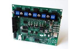 PICA Reprap Arduino Mega Shield (12V)
