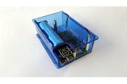 Enclosure for Raspberry Pi Zero & LiFePO4wered/Pi3