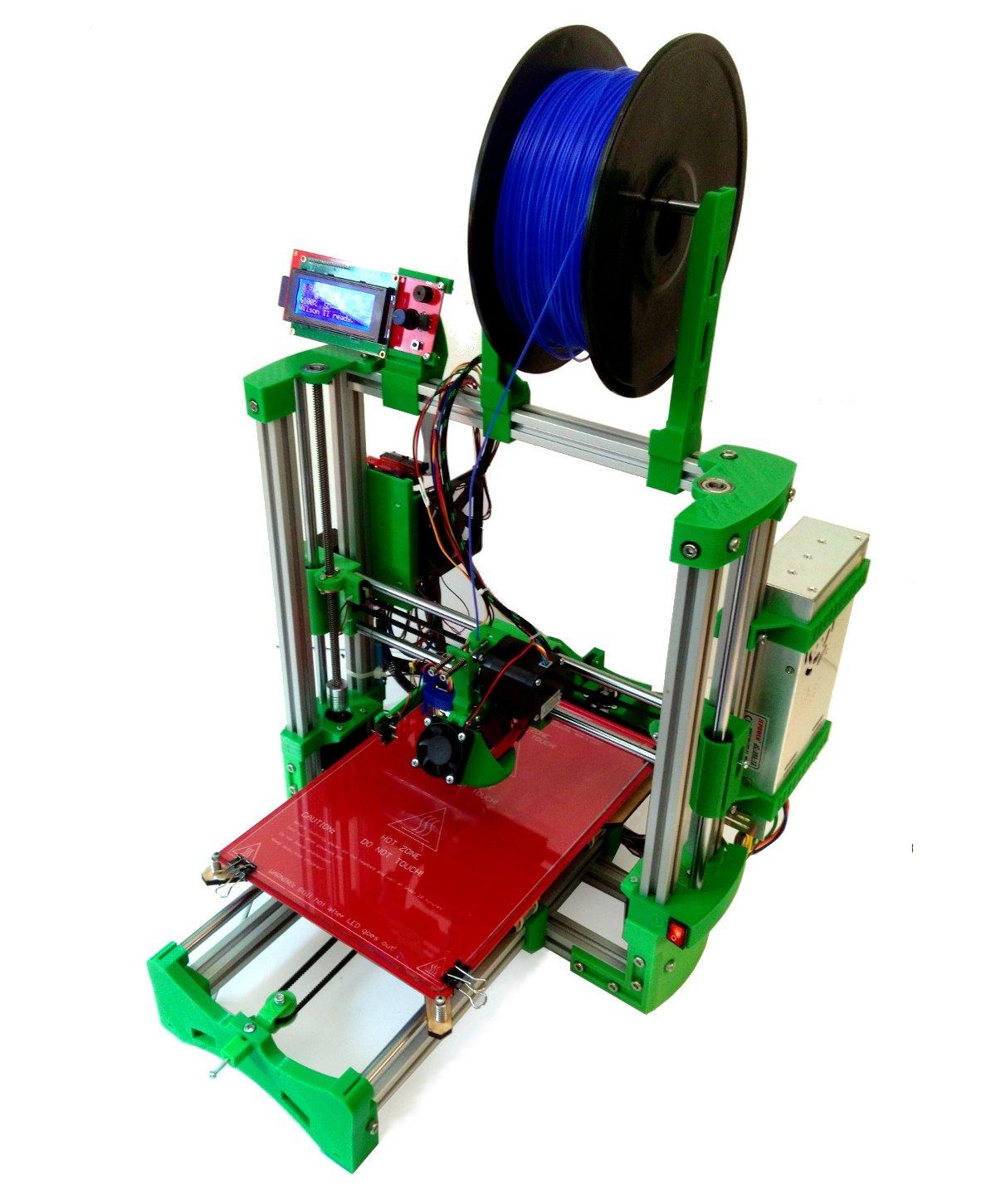 Reprap Wilson II Complete 3D Printer Kit From Mjrice On Tindie