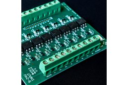 8 ch Opto Isolator board 5-24VDC in 3.3-5VDC out