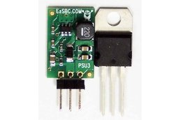5V 1A Switch-Mode Voltage Regulator, 40V Max input