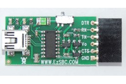 USB to Serial / UART  5V or 3.3V ($6.95)