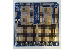 Large Prototype PCB for the Particle Electron .