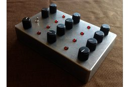 Eight Step Sequencer Synthesizer