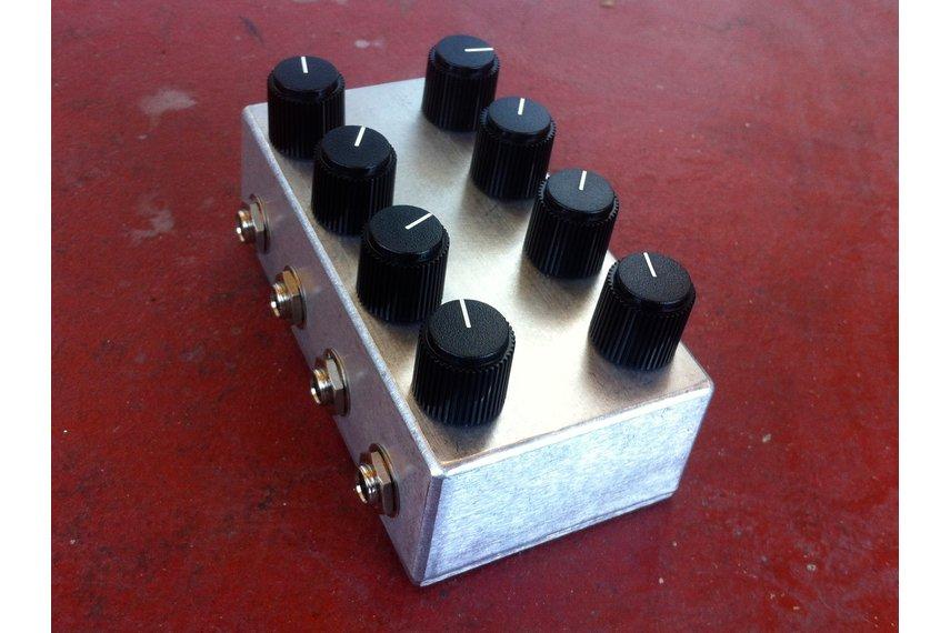 Passive Mono Mixer (8 Channel)