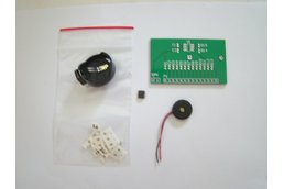 Surface Mount Learning Electronics Soldering Kit