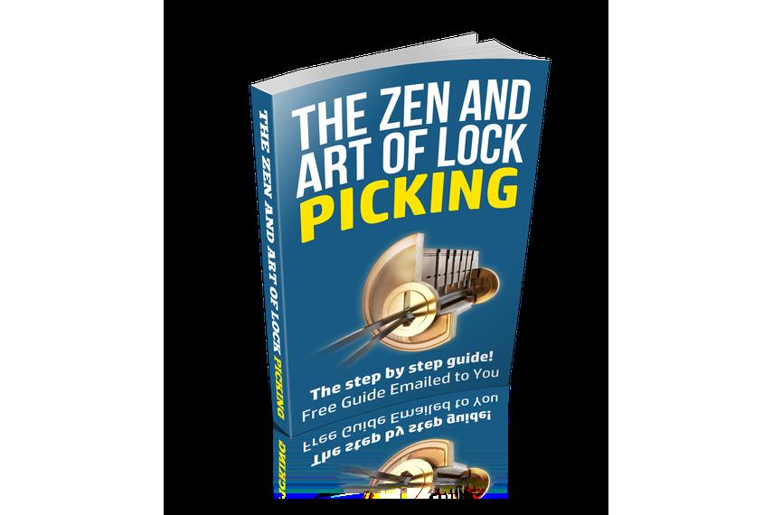 Lock Pick Training Kit
