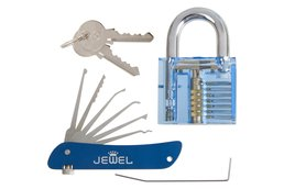 Lock Pick Training Kit