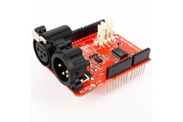 2.5kV Isolated DMX 512 Shield for Arduino (RDM Capable) - R2