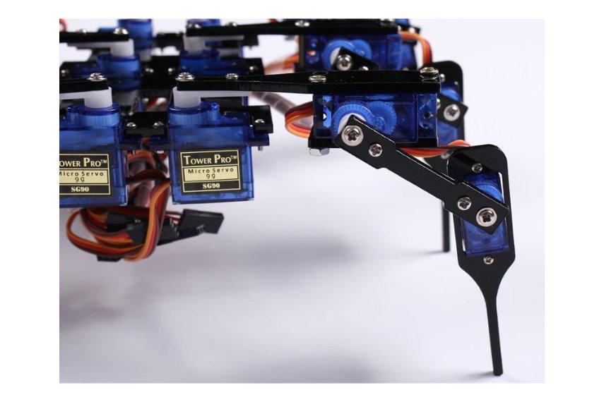 6 Legs 18 DOF Spider Robot (A150)