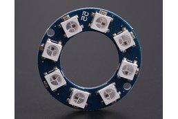 8 Particles RGB LED Circular Lamp(6667)