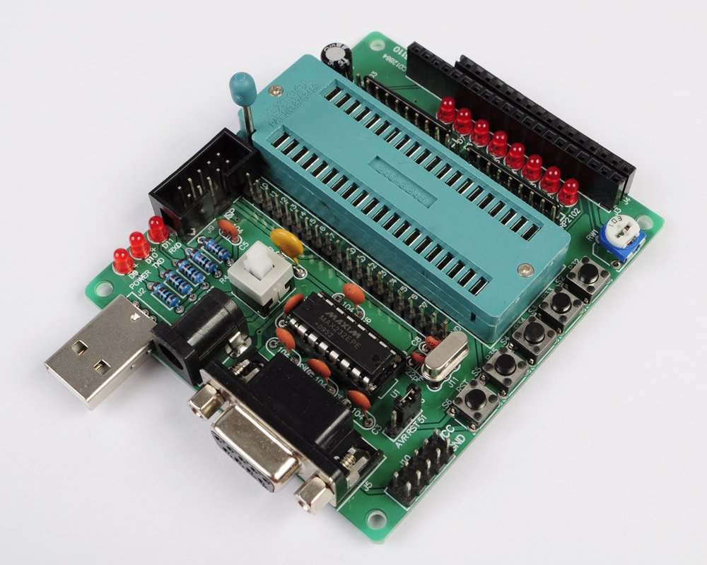 Cheap Microcontroller Training Package By 68hc705