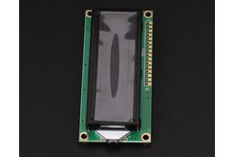 White Character LCD Display Module(8124)