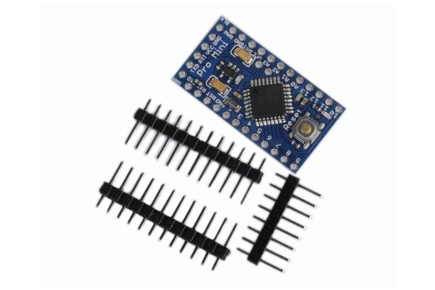 Atmega pro mini compatible arduino from icstation