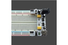 5V/3.3V Micro USB Interface Breadboard(7097)