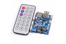 MP3 +WAV+WMA Decoder+ IR Remote Control(6983)