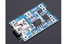 5pcs Mini USB Battery Charging Board(12735)