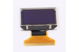 "0.96"" Inch 128X64 Blue OLED Display (9931)"
