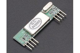 433Mhz Superheterodyne Wireless Receiver(7528)