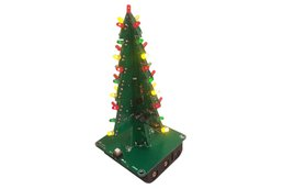 3D Christmas LedTrees Flash LED Circuit Kit(7212)