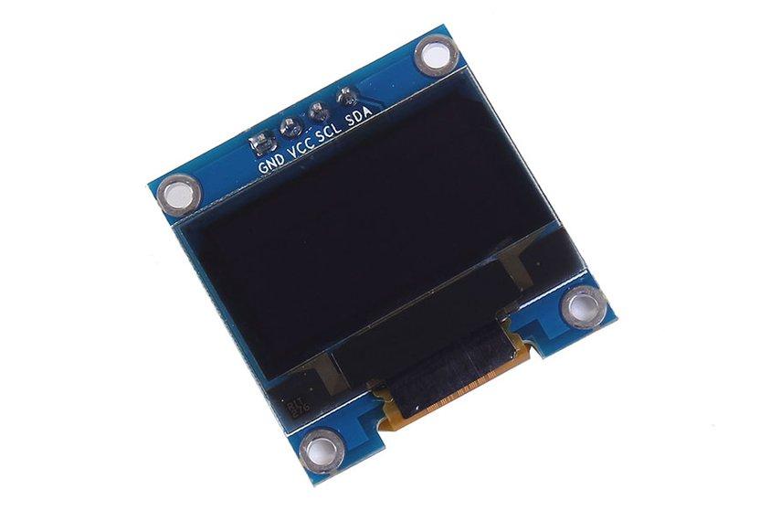 "0.96"" Inch White OLED Display LCD Screen(9924)"