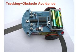 D2-3 Tracking Obstacle Avoidance Smart Car(10169)