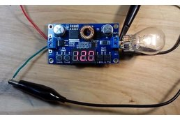 Step-Down Buck Power Converter Module(10528)