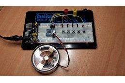 JQ6500 MP3 Voice Sound Module USB (6924)