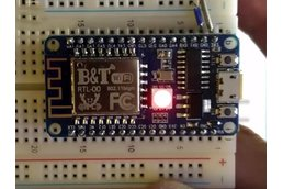 RTL8710 WiFi Transceiver Module(9277)