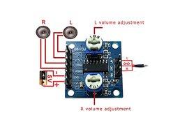 PAM8406 Digital Amplifier Board(5273)